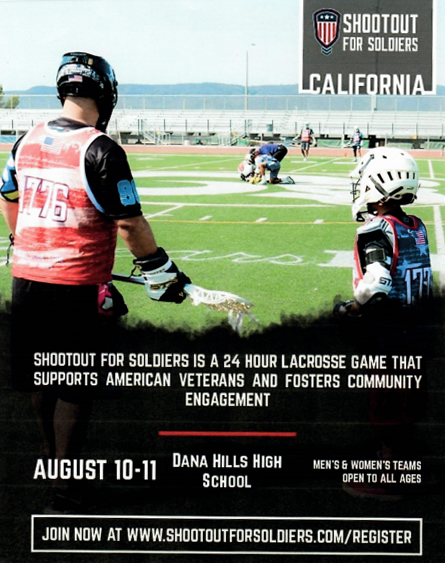 Warrior Foundation/ Freedom Station - Shootout For Soldiers